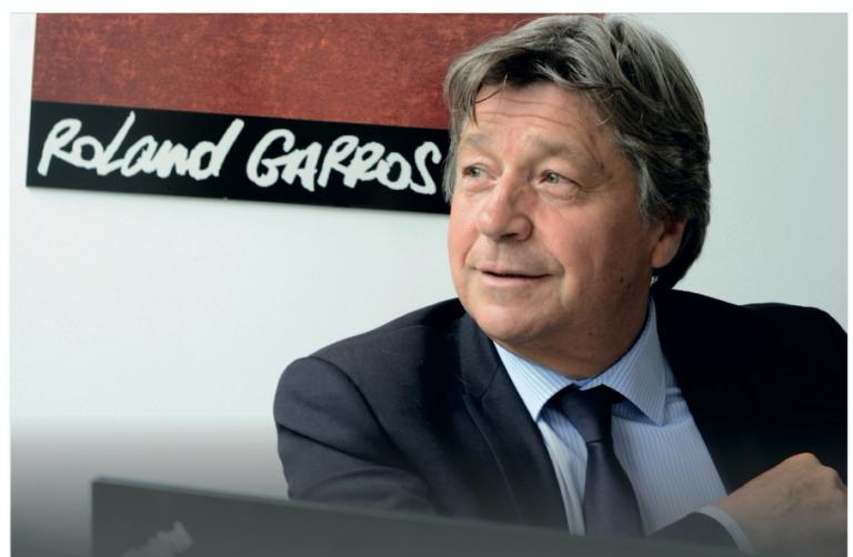 Interview de M. Daniel Chausse, Président de l'association des Fédérations Francophones de Tennis (A2FT)
